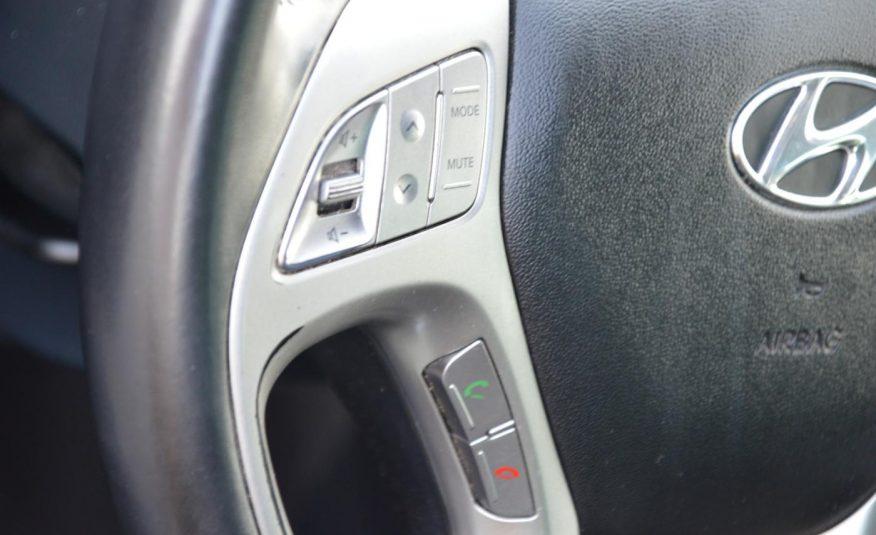Hyundai Ix35 2.0 CRDi 100KW Premium 4×4