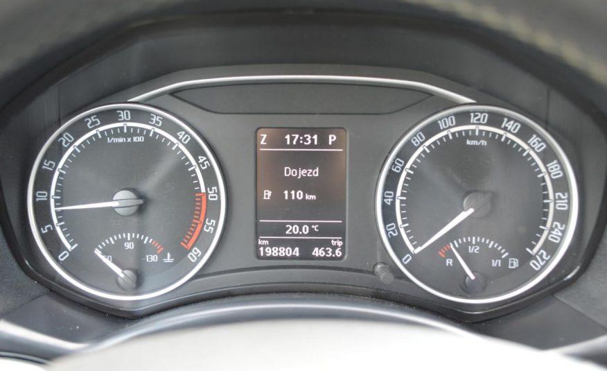 Škoda Octavia 2.0 TDi 125KW RS DSG