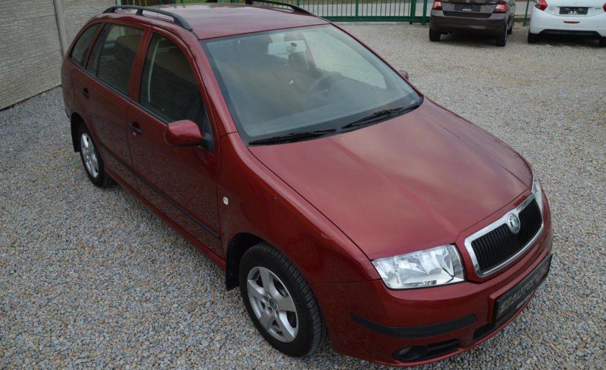 Škoda Fabia 1.2 i 12V 47KW Luca