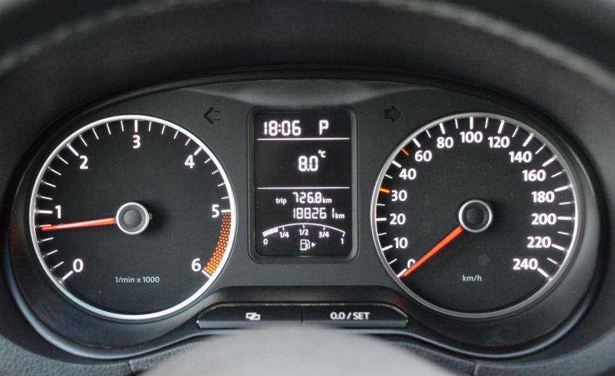 Volkswagen Polo 1.6 TDi 66KW Style DSG