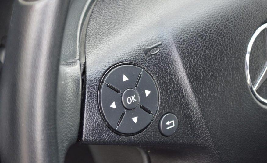 Mercedes-Benz Třídy C C 200 CDi 100KW Avantgarde