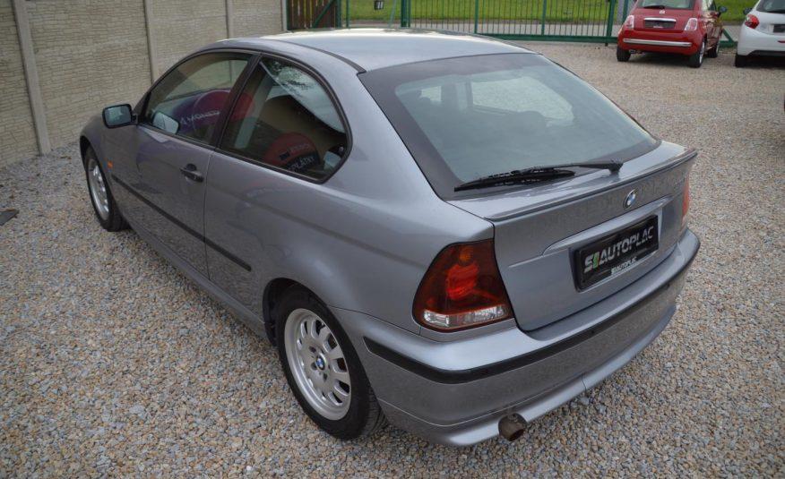 BMW Řada 3 316 Ti 85KW Comfort