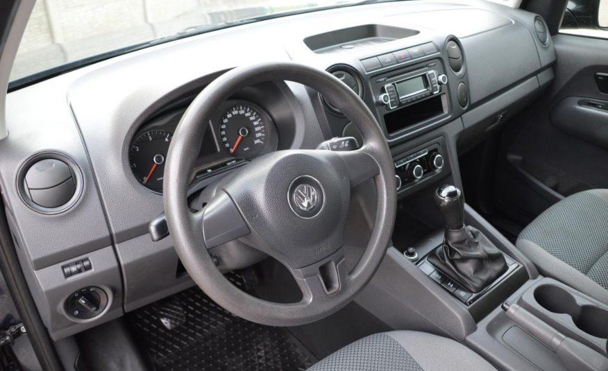 Volkswagen Amarok 2.0 TDi 120KW 4×4 DPH