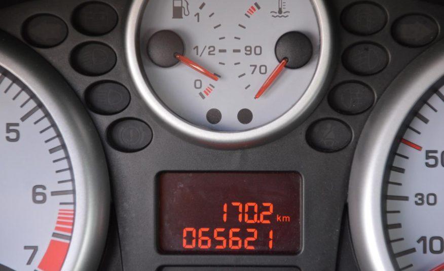 Peugeot 206 + 1.4 i 55KW Trendy