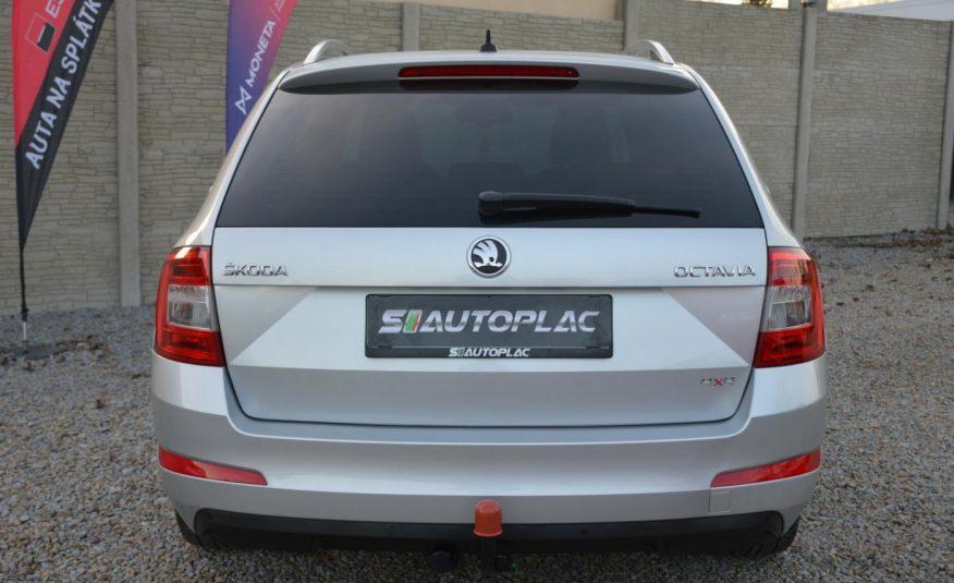 Škoda Octavia 2.0 TDi 110KW Elegance 4×4
