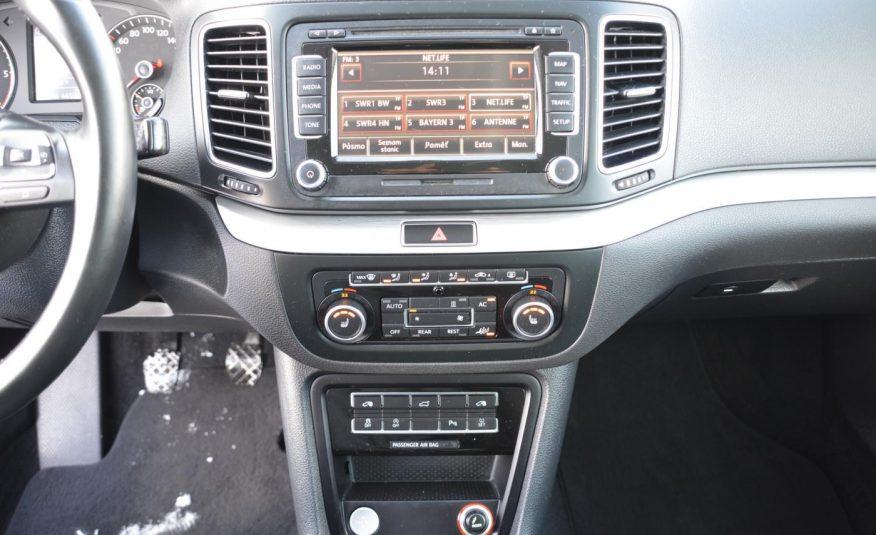 Volkswagen Sharan 2.0 TDi 125KW Style Edition