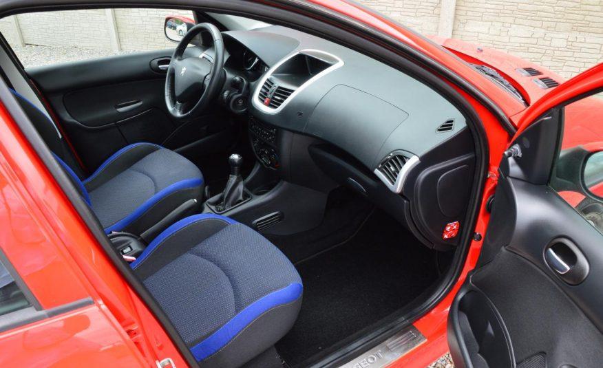 Peugeot 206 + 1.4 i 54KW Generation
